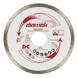 Disco Diamante Diamak 115...