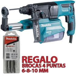Martillo Ligero 3 Modos 800W HEPA HR2650J Martillos
