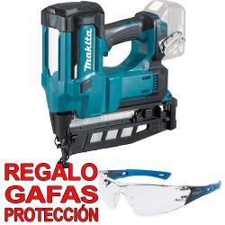 Clavadora 18V Ø1,2mm 60mm DBN600Z + Gafas Protección Clavadoras y Grapadoras