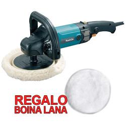 Pulidora 180mm 1.200W 9237CB + REGALO RECAMBIO BOINA LANA Pulidoras