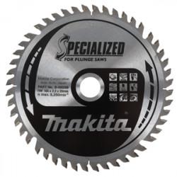 DISCO 165/20/56D TCT MADERA MDF Extra Limpio B-57320 Discos Incisión