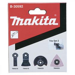 Kit Accesorios Multiherramienta TM3010CX6 DTM51Z TM3000 Multiherramienta