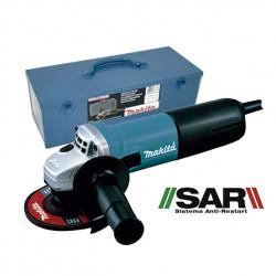 Amoladora 115mm 840W SAR 9557NBRK1 + Gafas Protección Regalo 115 mm